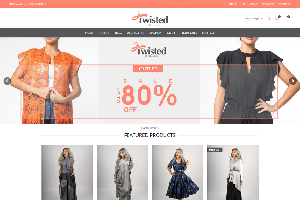 twisted-woocommerce-shopping-website
