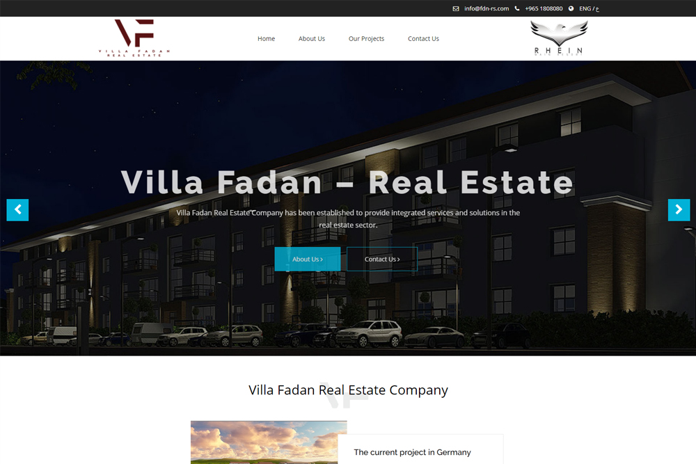 villa-fadan-wordpress-development-chennai